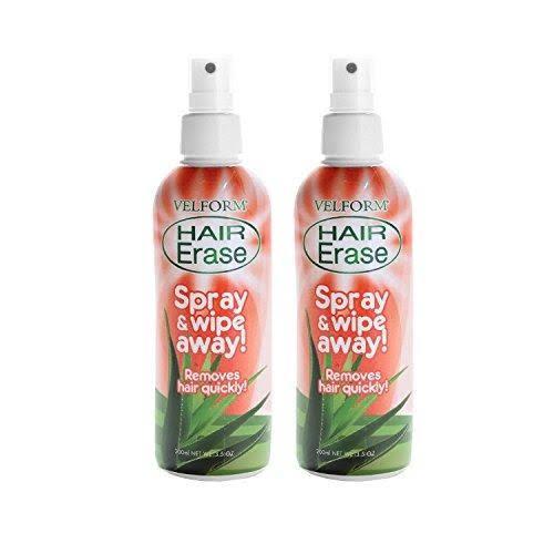 Hair Erase - como usar - efeitos secundarios - funciona