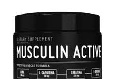 Musculin Active - onde comprar - efeitos secundarios - Portugal