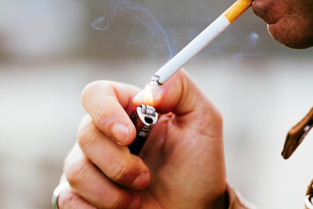 Insônia e fumar
