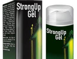 Strongup Gel - efeitos secundarios - criticas - Amazon