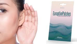 Earoptim Patches - melhor audição - pomada - farmacia - como aplicar