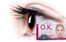 O.K. Look - pomada - como usar - como aplicar